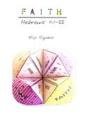 Faith Origami Flip Square