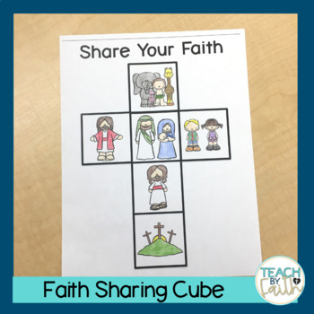 Faith-Sharing Cube