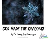 Faith and Science Kindergarten E-Book Series for Christian