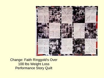 Faith's Quilts Presentation