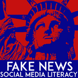 Social Media Literacy | Critical Thinking Activities & Skills | Fake News