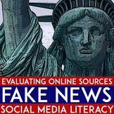 Social Media Literacy   Critical Thinking Activities & Ski