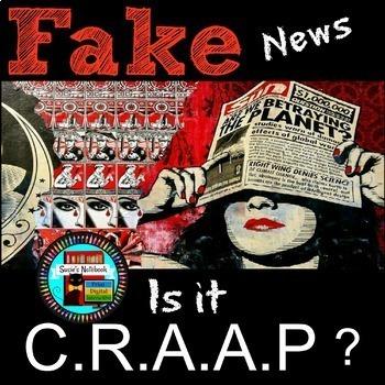 Fake News Is it CRAAP?
