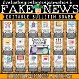 Fake News & Evaluating Online Info Digital Citizenship Pos