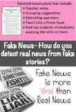 Fake News- How do you detect real news from fake stories?