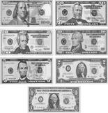 Fake money USA