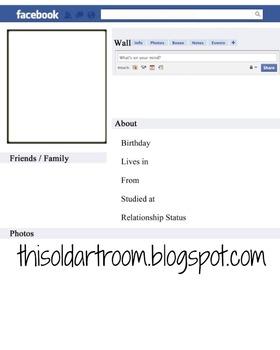 Fakebook Biography Report