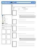 Fakebook / Facebook template