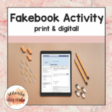 """Fakebook"" Famous Hispanics Project"