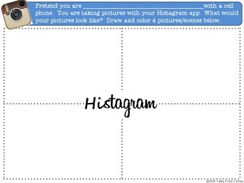 Fakebook and Histagram Templates