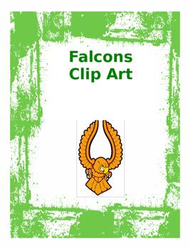 Falcons Clip Art