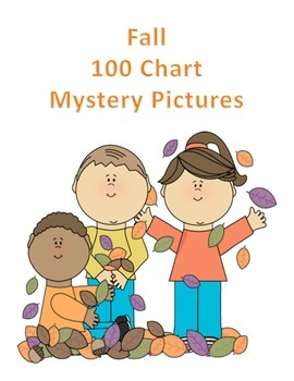Fall 100 Chart Mystery Pictures