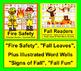 Fall Readers {VALUE BUNDLE} for September & October-6 Sets