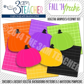 Fall '14 Freebie Set!