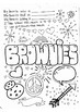 Fall 2018 Girl Scout Coloring Worksheets