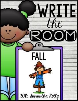 Fall Write the Room Center