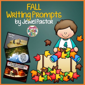 Fall Writing Prompts (3rd, 4th and 5th Grade)