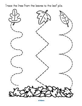 Fall Activities and Printables Preschool