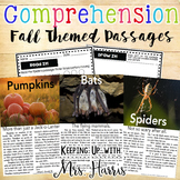 Fall Comprehension Passages