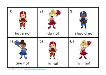 Fall 2nd Grade Reading and Math Centers and Worksheets