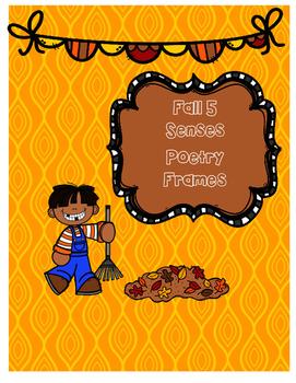 Fall 5 Senses Poetry