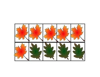 Fall 5 and 10 Frame Fun