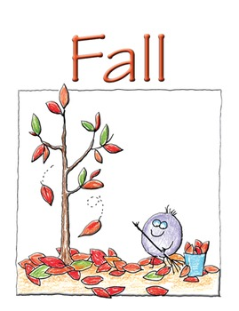 Fall - A Collection of Fun Independent Activities
