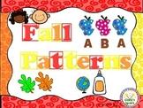 Fall AB Pattern Game