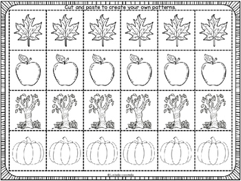 Fall AB Patterns