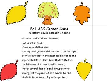 Fall ABC