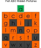 Fall ABC Hidden Pictures