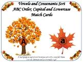 Fall ABC Match Cards