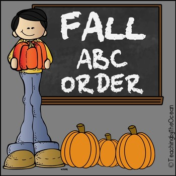Fall ABC Order
