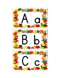 Fall ABCs Puzzles