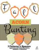 Fall & Thanksgiving Bunting Mega Pack
