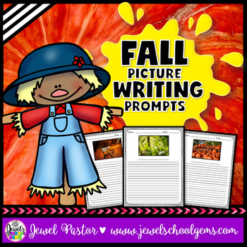 Fall Writing Activities (Fall Writing Prompts)