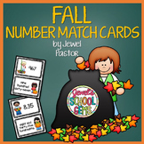Fall Math Activities (Fall Math Task Cards)