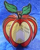 Fall Activities: All About Me Apples Back to School Craft