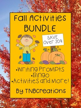Fall Activities Bundle