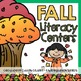 Fall Activities BUNDLE (Math and Literacy Centers)