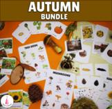 Fall Activities Montessori Bundle