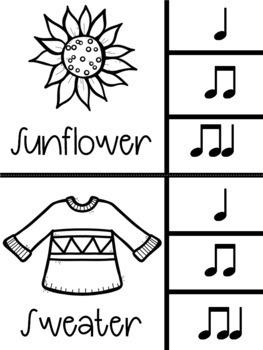 Fall Activities Clip It Music Center