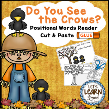 Fall Activities, Fall Emergent Reader, Cut and Paste & Class Book