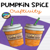 Pumpkin Spice Activity