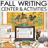 Fall Writing Activities |  Write a Fall Story | Narrative