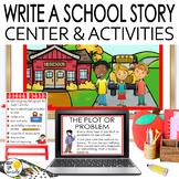 Let's Write a School Tale!
