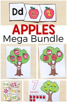 Fall Activities Mega Bundle
