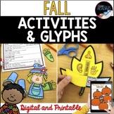 Fall Activities: Fall Writing Activities, Bulletin Board Craftivity, Fall Crafts