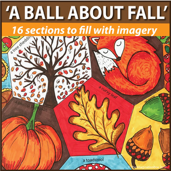 Fall and Thanksgiving Coloring Pages - Art and Writing Activity