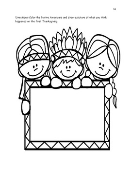 Fall Activities and Worksheets for Early Learners